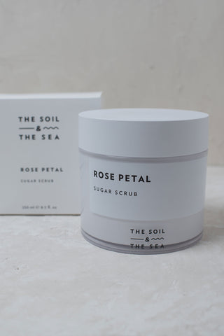 The Soil & The Sea Body Scrub