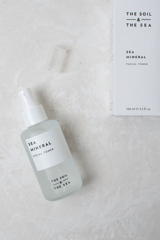 The Soil & The Sea Facial Toner