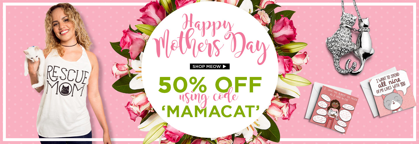 mother's day gift ideas mother's day gift guide cat lovers gifts cat mom gifts