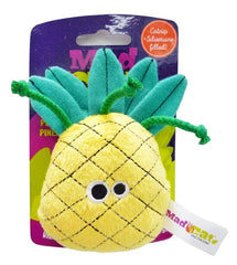 Purrfect Pineapple Catnip Toy
