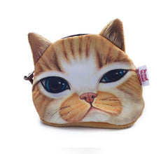 Daisy Cat Coin Purse