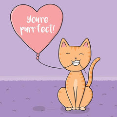 Meowingtons Greeting Cards