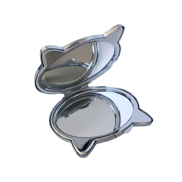 Kitty Cat Compact Mirror