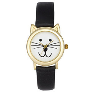Leather Strap Catier Watch