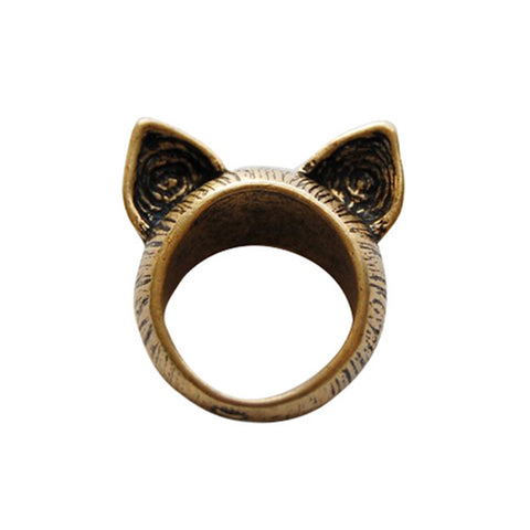 Bengal Cat Ring