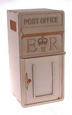 Wedding Card Post Box Kit