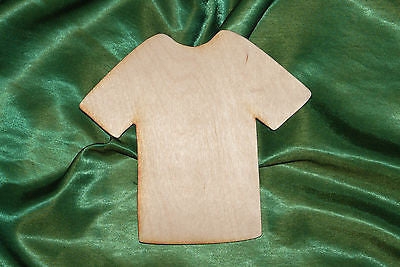 T-Shirt / Football Shirt Shape 3mm Baseplate - 162mm x 148mm