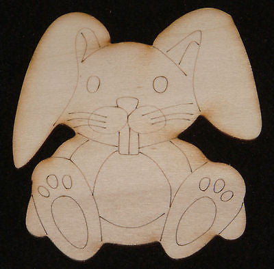Sitting Bunny Shape