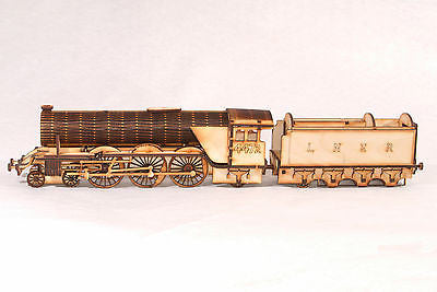 Flying Scotsman Laser Cut Model Kit