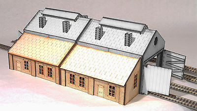 ES004 Add on Workshop Twin Pack OO Gauge Laser Cut Kit