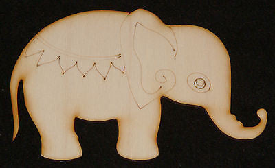Indian Elephant Shape