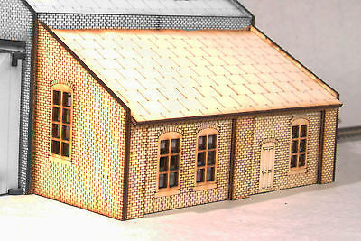 ES003 Add on Workshop OO Gauge Laser Cut Kit