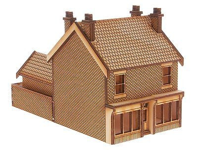 SH005 Victorian Terraced Shop Type 1 OO Gauge Laser Cut Kit