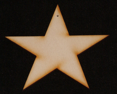 Large Star shape
