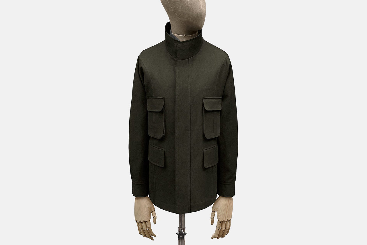 Cotton Airweave Field Jacket