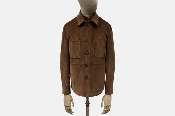 Heavy Corduroy Work Jacket