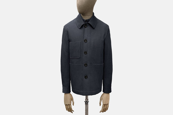 Cotton Canvas Work Jacket