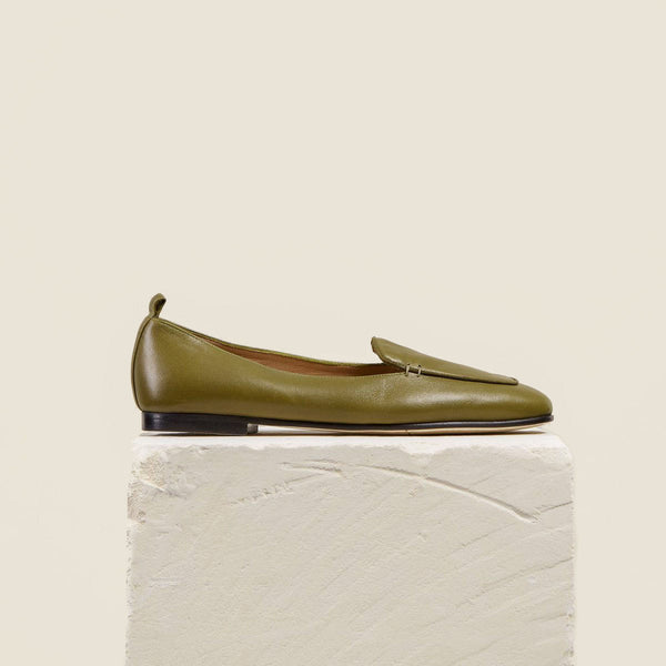 Cruise Loafer, Olive