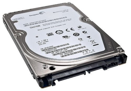 "Seagate 500GB 7200 RPM 32MB Cache SATA 6.0Gb/s 2.5"" Laptop Thin Hard Drive"