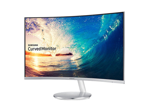 "Samsung C27F Full HD 27"" LED Screen 4ms Refresh Rate"