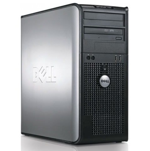 Dell Optiplex 780-DC8M - Core 2 Duo, 8GB RAM, 250GB HDD, Win 7 Pro