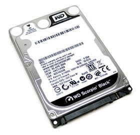 "Western Digital Black 750GB 7200 RPM 16MB Cache SATA 6.0Gb/s 2.5"" Internal Notebook Drive"