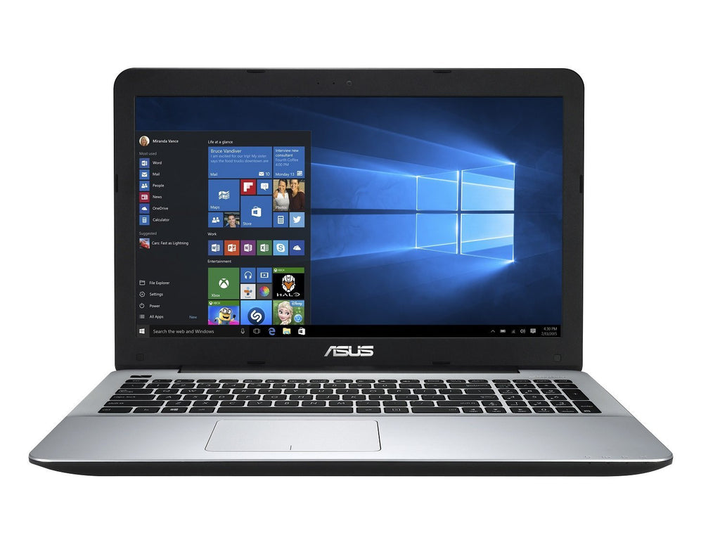 "ASUS K756UX GTX950M Gaming Notebook, 17.3"" 1080p FHD i7-7500U 16GB 256GB SSD + 1TB HDD Windows 10"