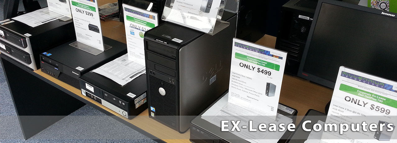 Ex-Leased Refurbished Computers