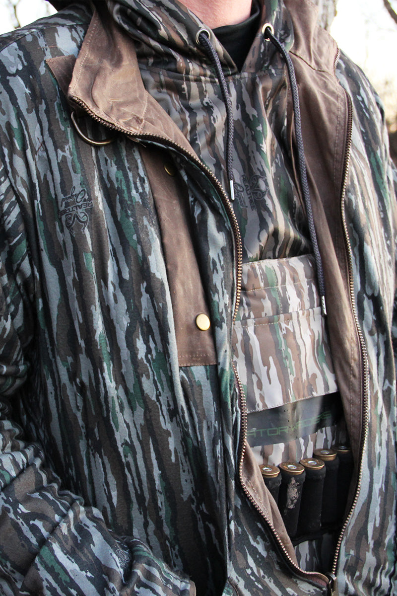 217957da5 Brown Wax Original Realtree Reversible Jacket