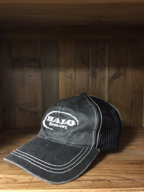 Original Black Mesh Cap