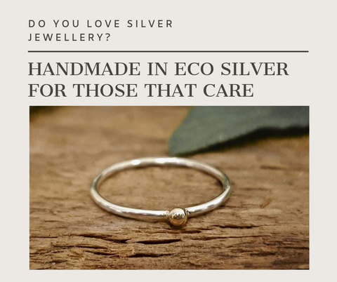 eco friendly silver jewellery