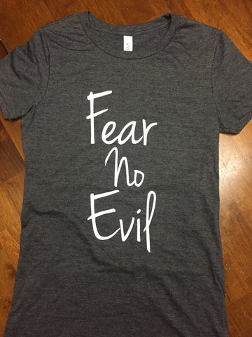 Fear No Evil - Ladies Edition