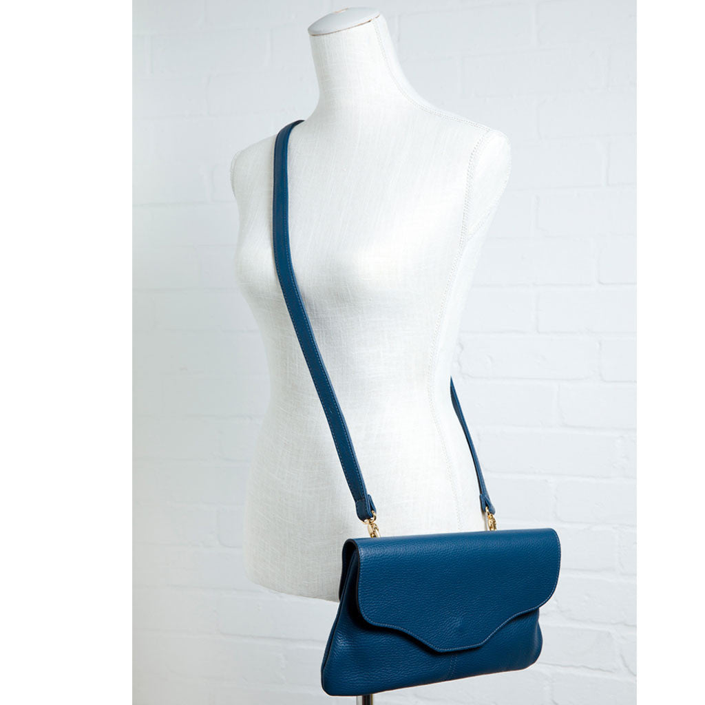 Marie cross body - navy