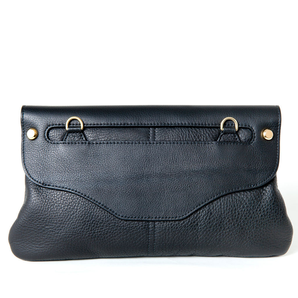 Marie cross body - black