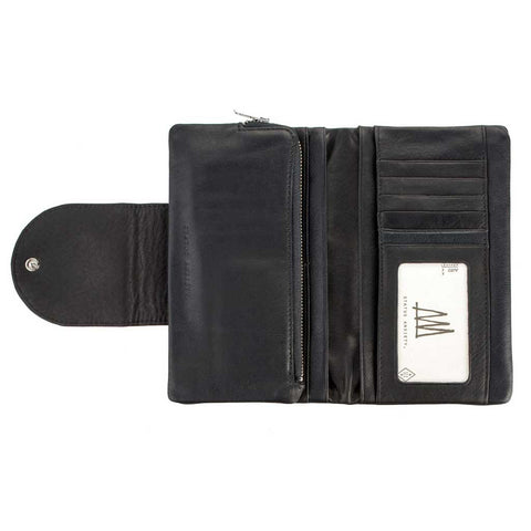 Wallet - Evelyn black