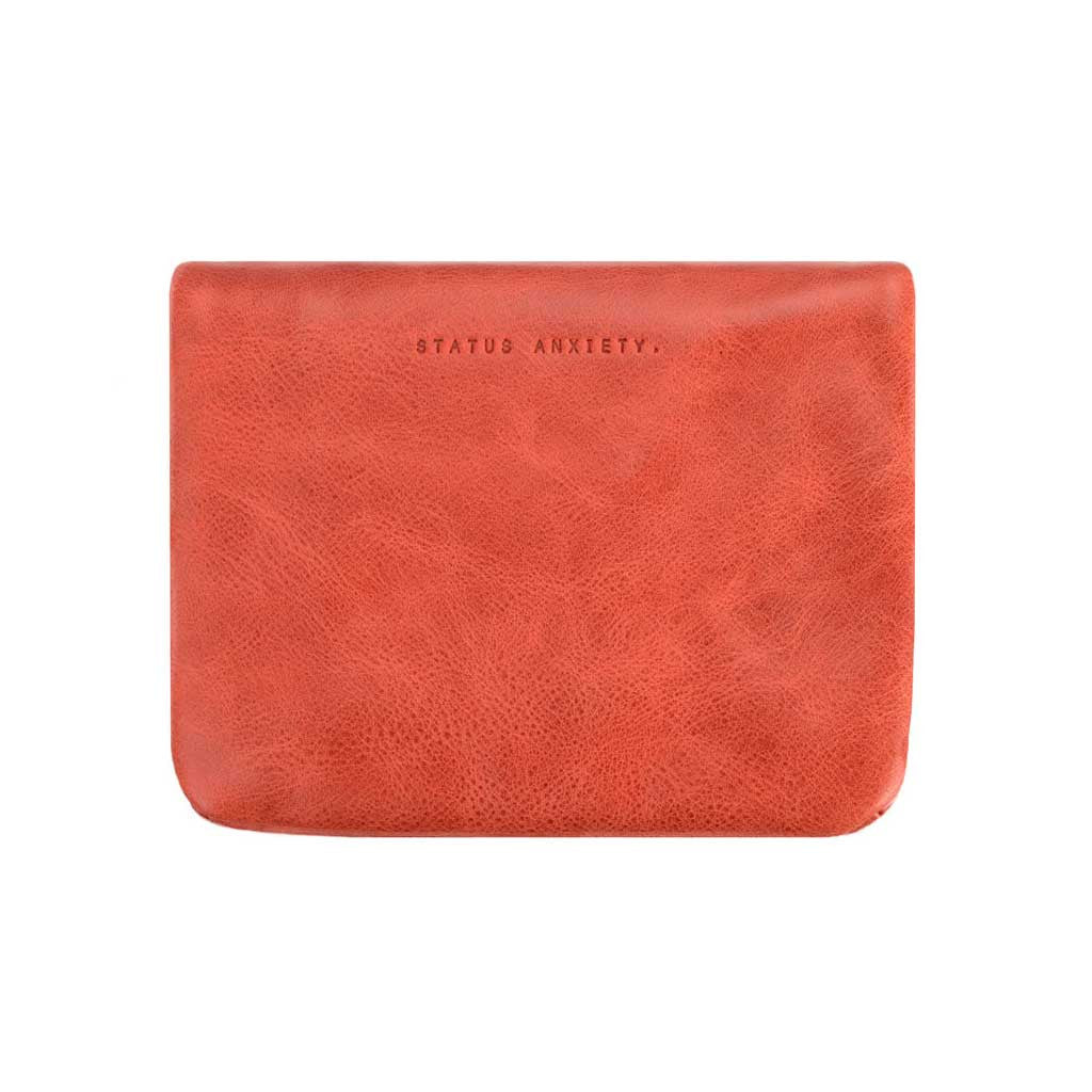 Wallet - Norma red
