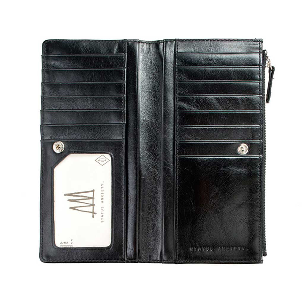 Wallet - Dakota black