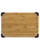 "NEW-Deluxe Bamboo Cutting Board 12"" x 18"""