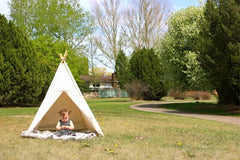 Children's Bamboo Teepees