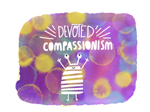 devoted compassionism graphic