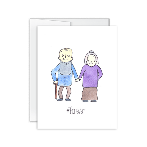 #forever Card [product type] - Hello Happiness Card Co