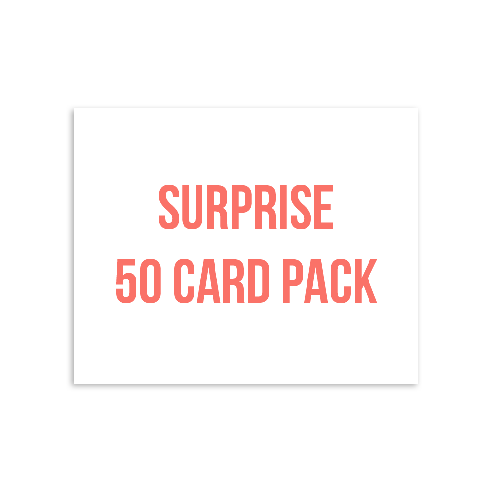 Surprise 50 Card Pack [product type] - Hello Happiness Card Co