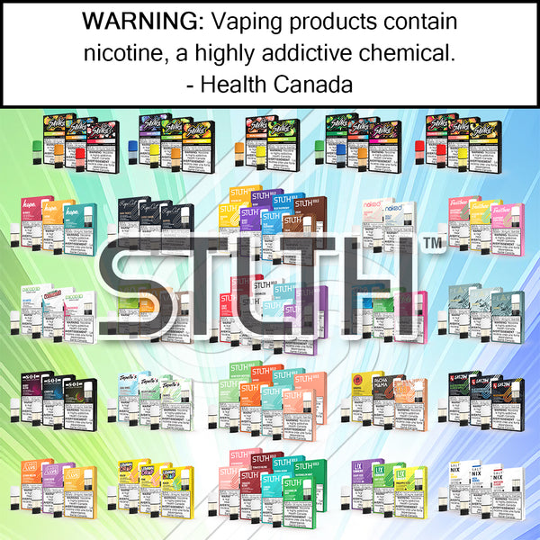 All STLTH Pods