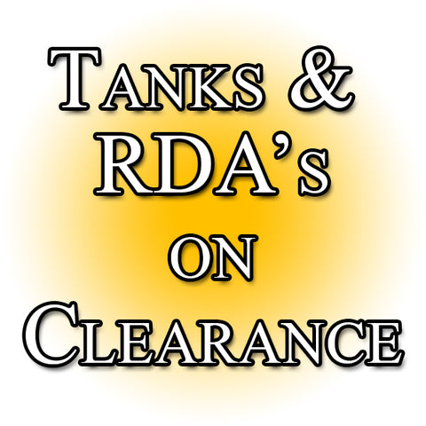 tanks on clearance