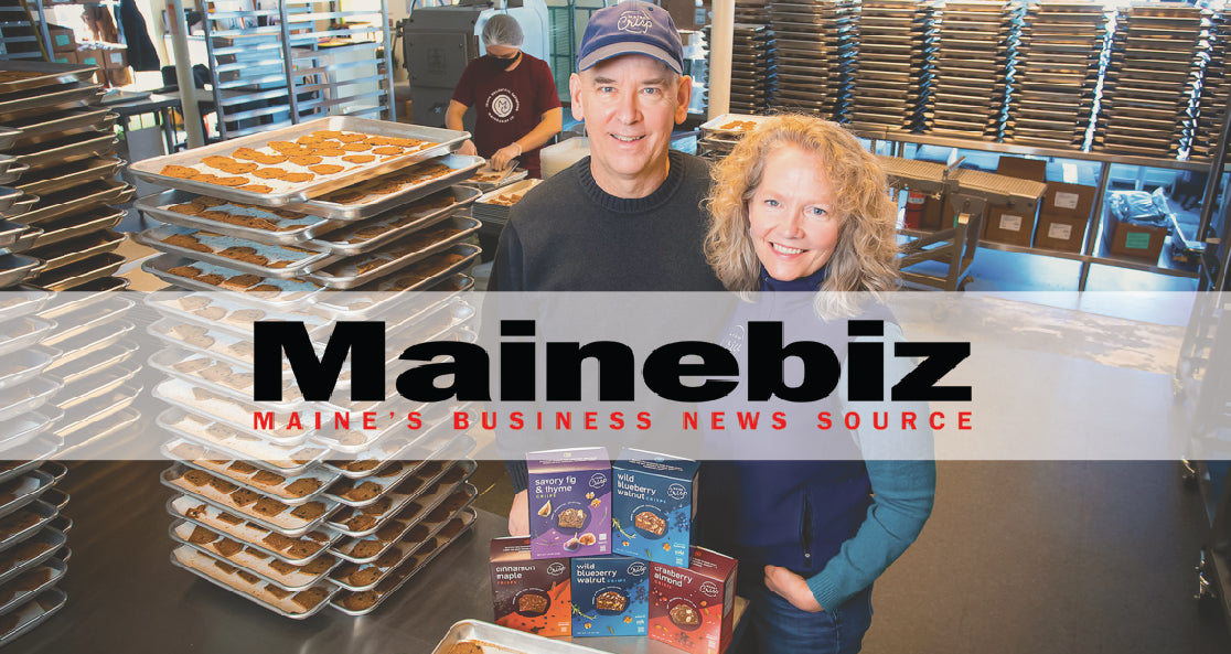 Maine Crisp Tapped For Article Featuring Maine Manufacturers