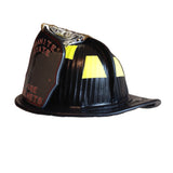 TL-2 NFPA Miller Black, Base Price includes choice of goggles and Nape Suspension with detachable earlaps