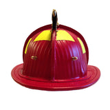 TL-2 NFPA Miller Red, Base Price  includes choice of goggles and Nape Suspension with detachable earlaps