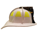 TL-2 NFPA Miller White, Base Price  includes choice of goggles and Nape Suspension with detachable earlaps