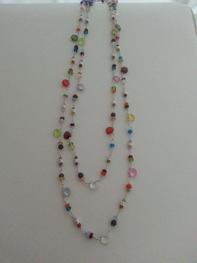Kaleidoscope Of Colors Necklace Clean Karma Jewelry