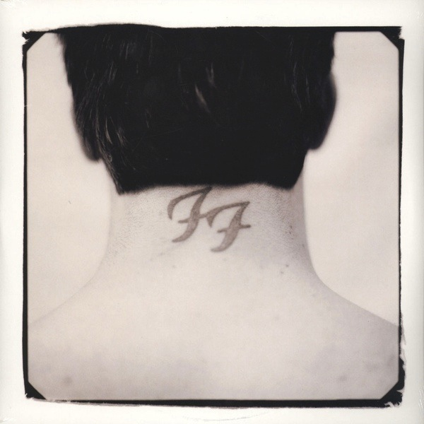 FOO FIGHTERS - THERE IS NOTHING LEFT TO LOSE 2LP